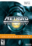 Metroid Prime: Trilogy -- Collector's Edition (Nintendo Wii)